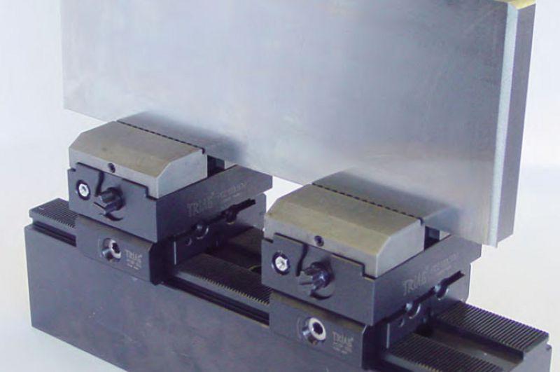 Anwendungsbeispiel des Minizentrischspanners